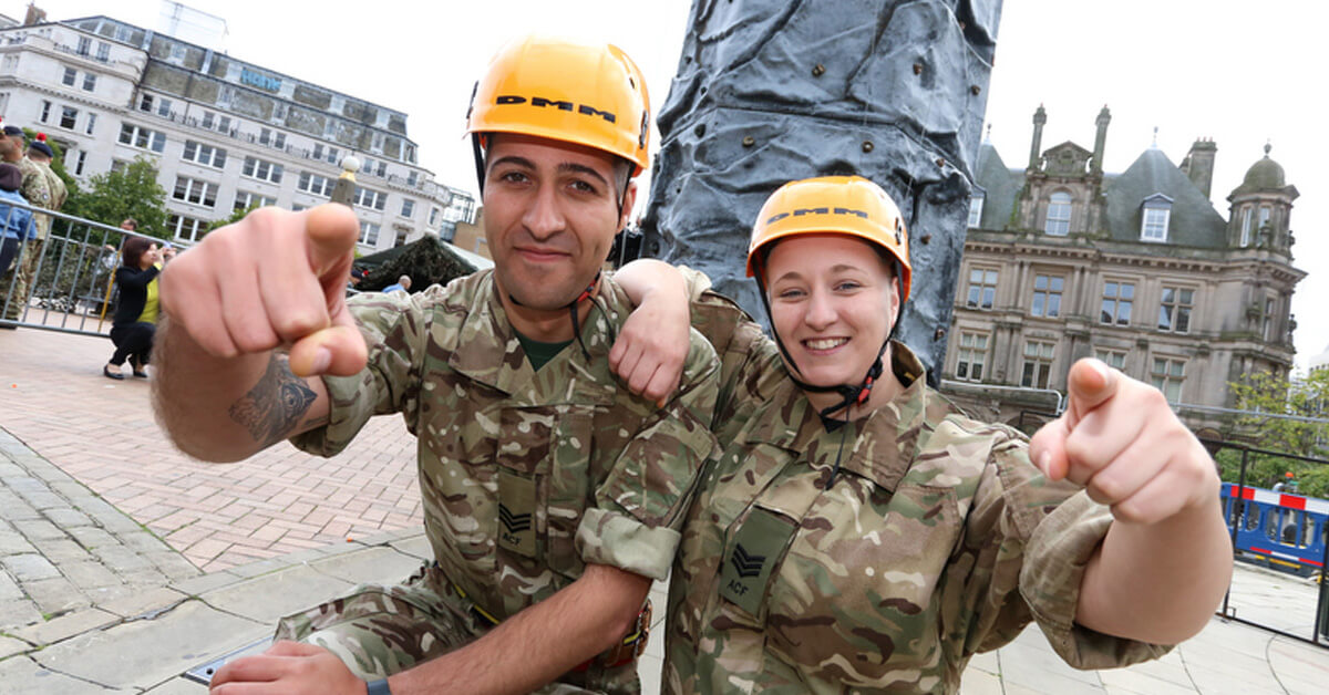 Army Cadet Force – There's More To Life