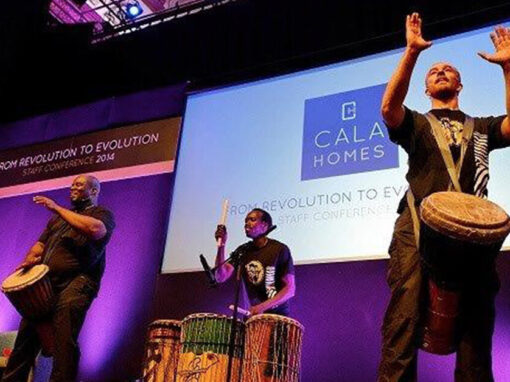Reinforcing organisational values for CALA