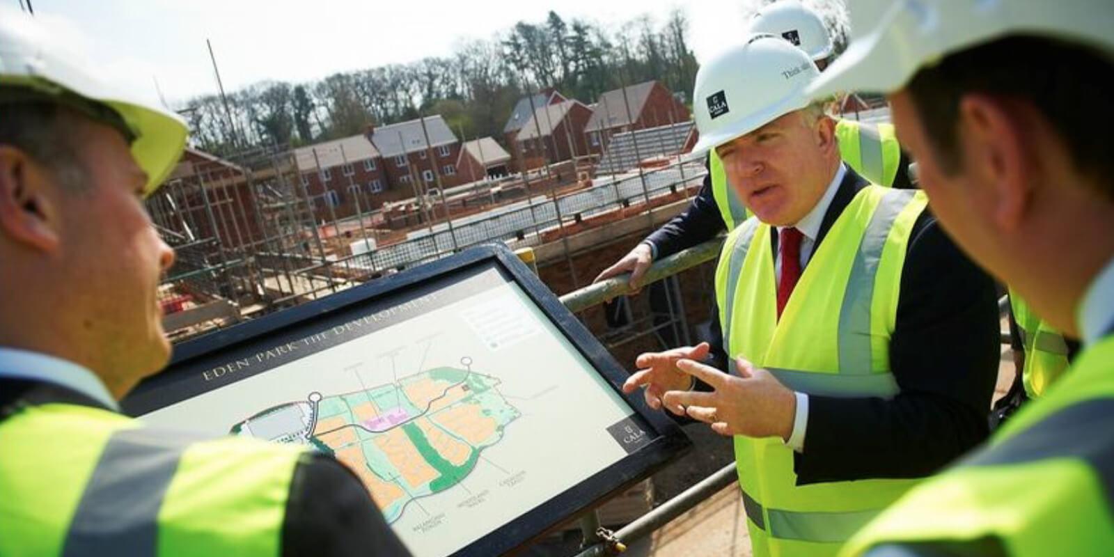 On-site public consultation